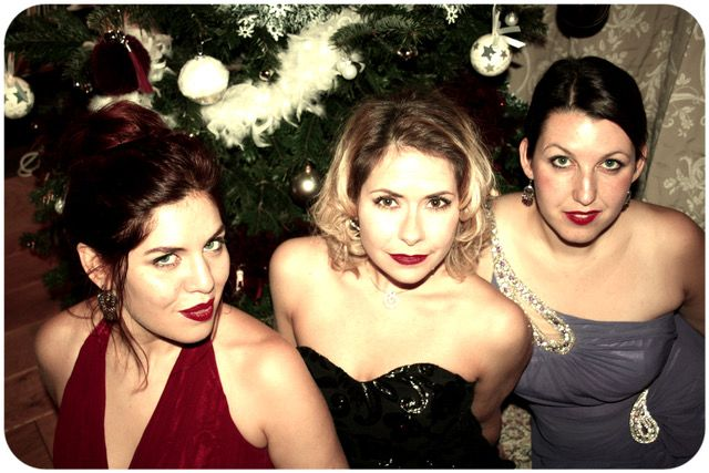 Concert Swing and Blush trio a cappella <br> le 30 juin à 20h30